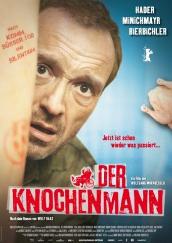 Der Knochenmann - 2009 Filmposter