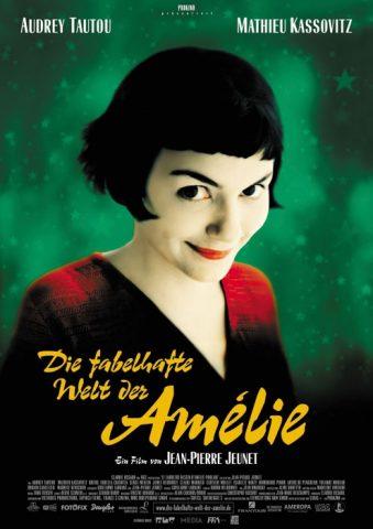 Die fabelhafte Welt der Amélie - 2001 Filmposter