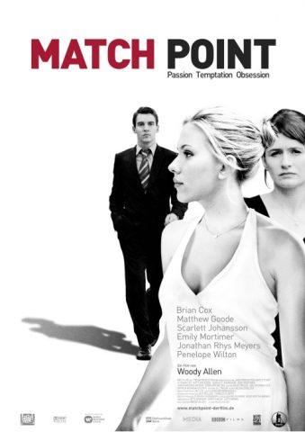Match Point - 2005 Filmposter