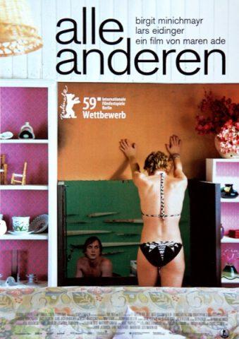 Alle anderen - 2008 Filmposter