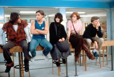 Breakfast Club - 1985