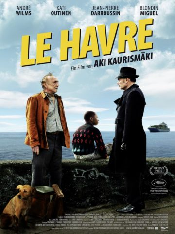 Le Havre - 2011 Filmposter