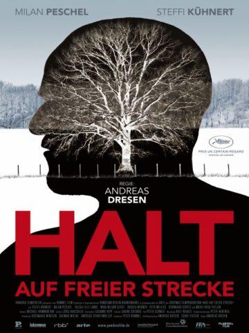 Halt auf freier Strecke - 2011 Filmposter