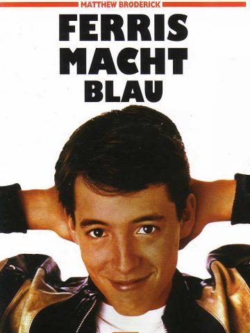 Ferris macht blau - 1986 Filmposter