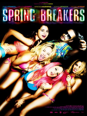 Spring Breakers - 2012 Filmposter