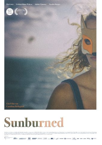 Sunburned - 2019 Filmposter