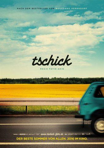 Tschick - 2016 Filmposter