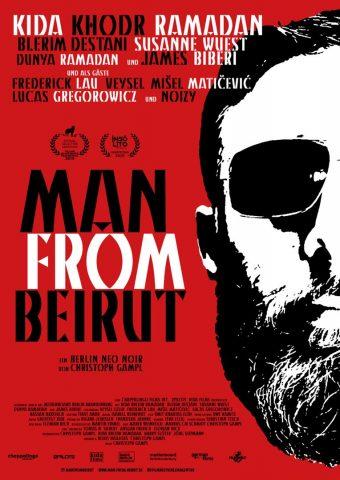 Man from Beirut - 2019 Filmposter