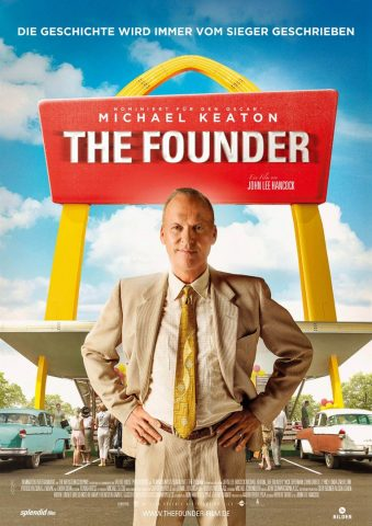 The Founder - 2016 Filmposter