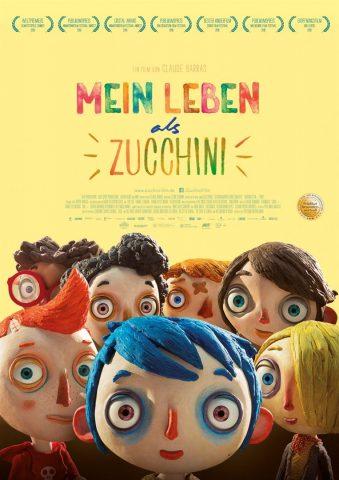 Mein Leben als Zucchini - 2016 Filmposter