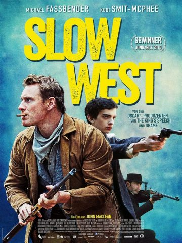 Slow West - 2014 Filmposter