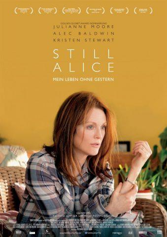 Still Alice - 2014 Filmposter