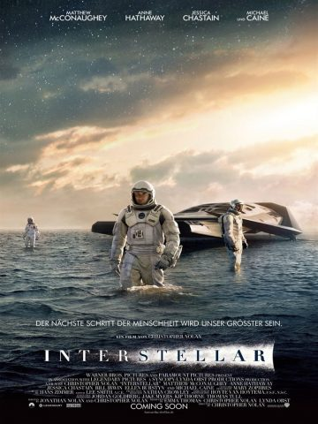 Interstellar - 2014 Filmposter