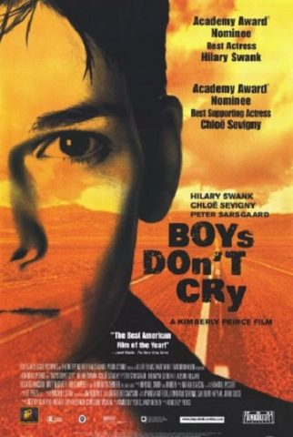Boys Don´t Cry - 1999 Filmposter