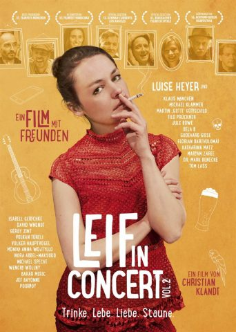 Leif in Concert - 2019 Filmposter