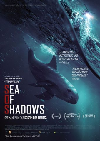 Sea of Shadows - 2019 Filmposter