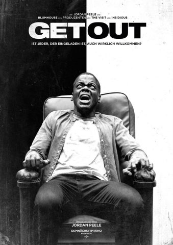 Get Out - 2017 Filmposter