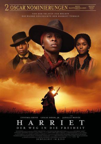 Harriet - 2019 Filmposter