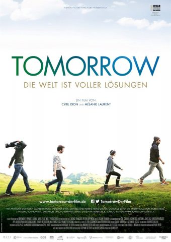 Tomorrow - 2015 Filmposter