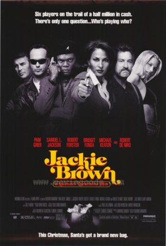 Jackie Brown - 1997 Filmposter