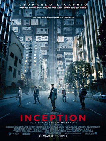 Inception - 2010 Filmposter