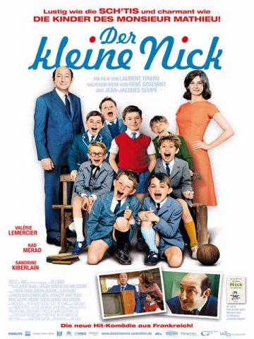Der kleine Nick - 2010 Filmposter