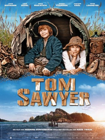 Tom Sawyer - 2011 Filmposter