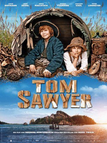 Tom Sawyer - 2011 Filmposter