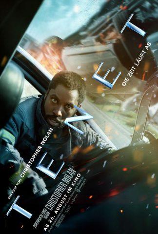 Tenet - 2020 Filmposter