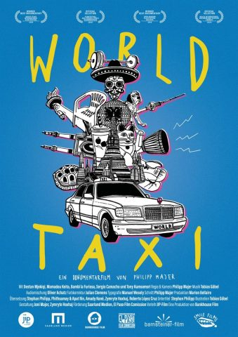World Taxi - 2019 Filmposter