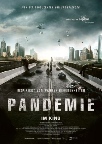 Pandemie - 2013 Filmposter