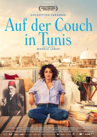 Auf der Couch in Tunis - 2019 Filmposter