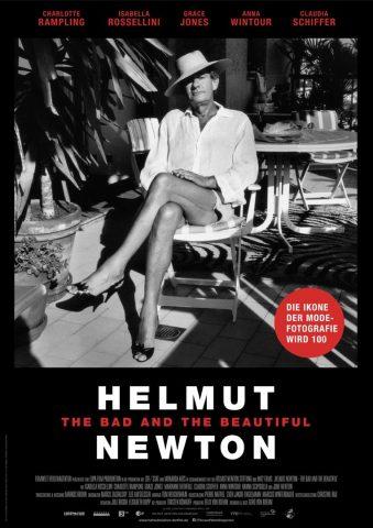 Helmut Newton - 2019 Filmposter