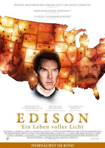 Edison - 2017 Filmposter