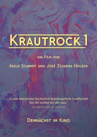 Krautrock 1 - 2019 Filmposter