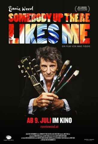 Ronnie Wood - 2019 Filmposter