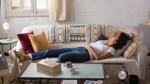 Auf der Couch in Tunis - 2019