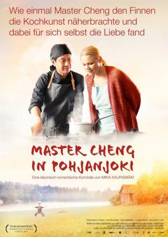Master Cheng in Pohjanjoki - 2019 Filmposter