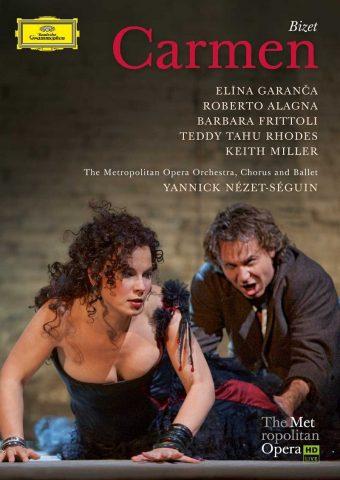 MET: Carmen (2010) Poster