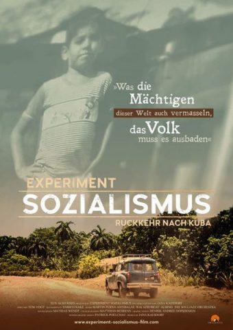 Experiment Sozialismus - 2019 Filmposter