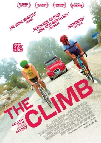 The Climb - 2019 Poster