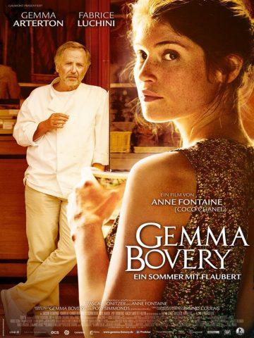 Gemma Bovery - 2014 Filmposter