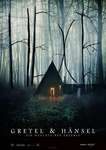 Gretel & Hänsel - 2020 Filmposter
