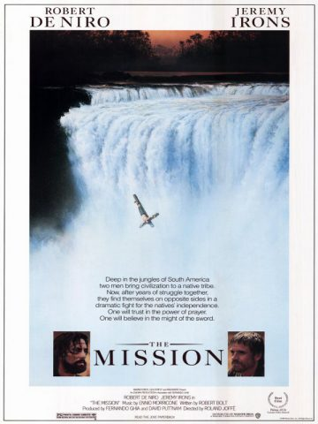 The Mission - 1986 Filmposter