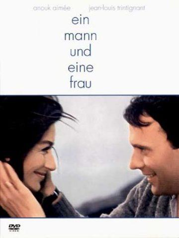Ein Mann und eine Frau - 1966 Poster