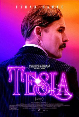 Tesla - 2020 Filmposter