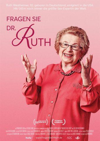 Fragen Sie Dr. Ruth - 2018 Filmposter