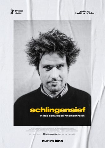 Schlingensief - 2019 Filmposter