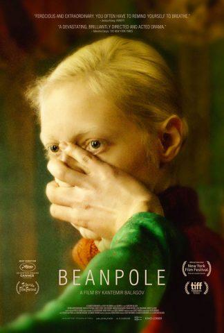 Bohnenstange - 2019 Filmposter