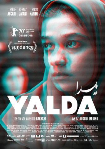 Yalda - 2019 Filmposter
